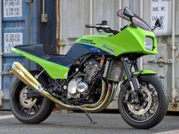 """ドレミコレクションZ900RS<br>""""Ninja Style""""<br>(カワサキZ900RS)"""