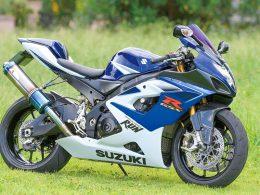 テクニカルガレージRUN GSX-R1000<br>(スズキGSX-R1000)