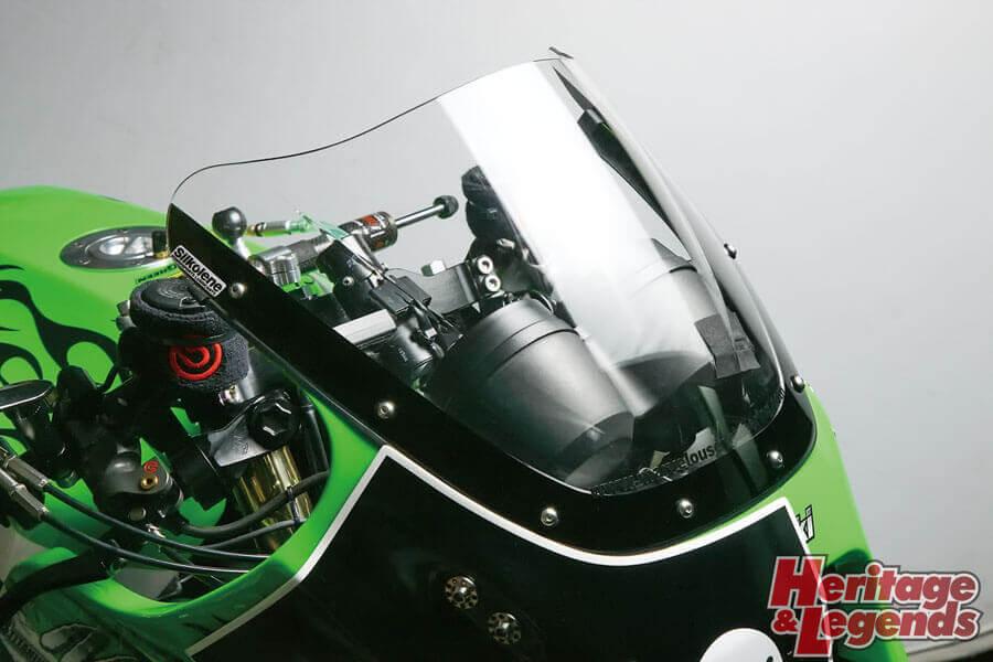 GPZ900Rカスタムマーベラスエンジニアリング前編007