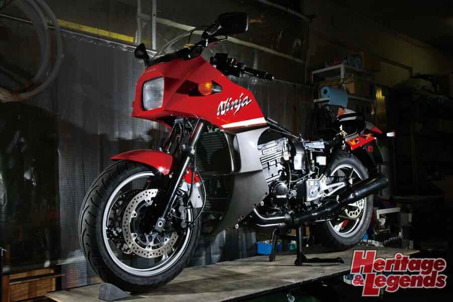 GPZ900Rスペックエンジニアリング前編002