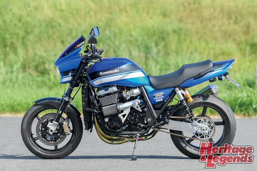 K-FACTORY ZRX1200DAEGインプレッション003