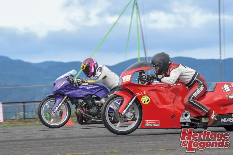 ドラッグレースシリーズ JD-STERインタビュー01