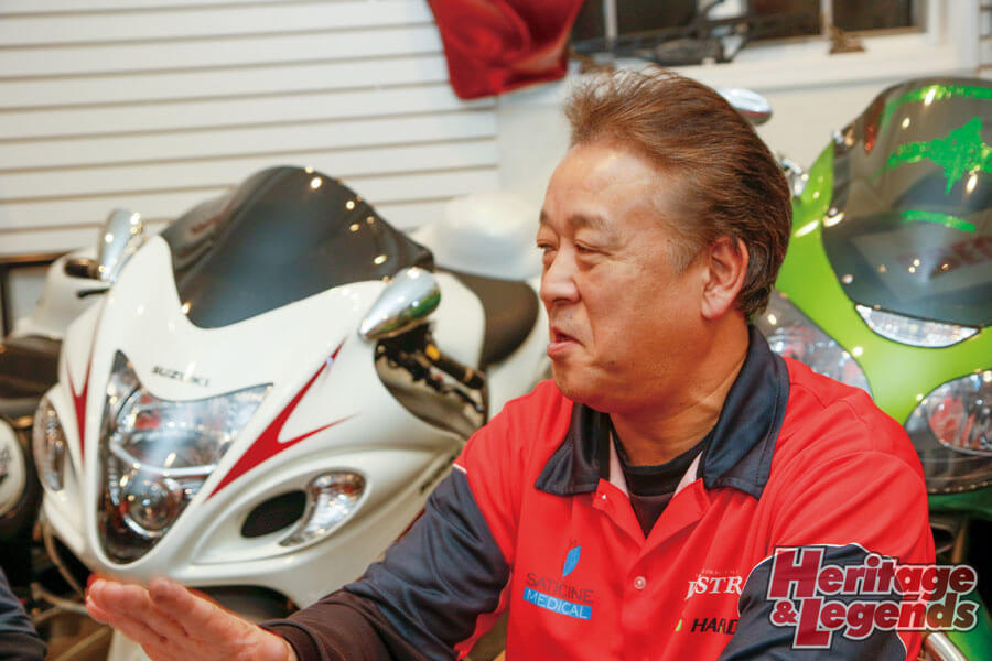 ドラッグレースシリーズ JD-STERインタビュー04