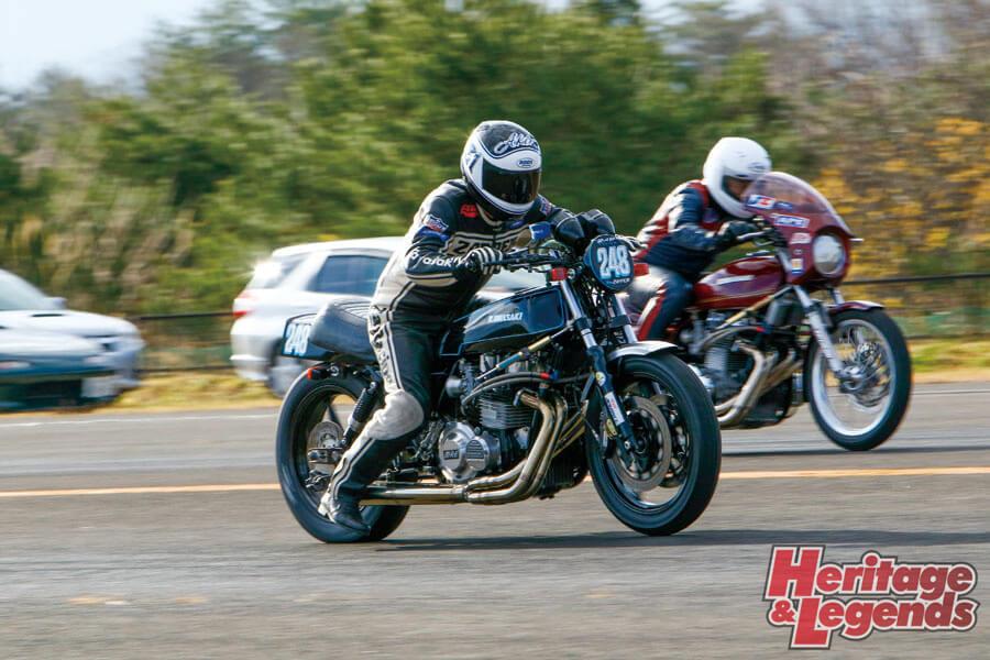 ドラッグレースシリーズ JD-STERインタビュー10