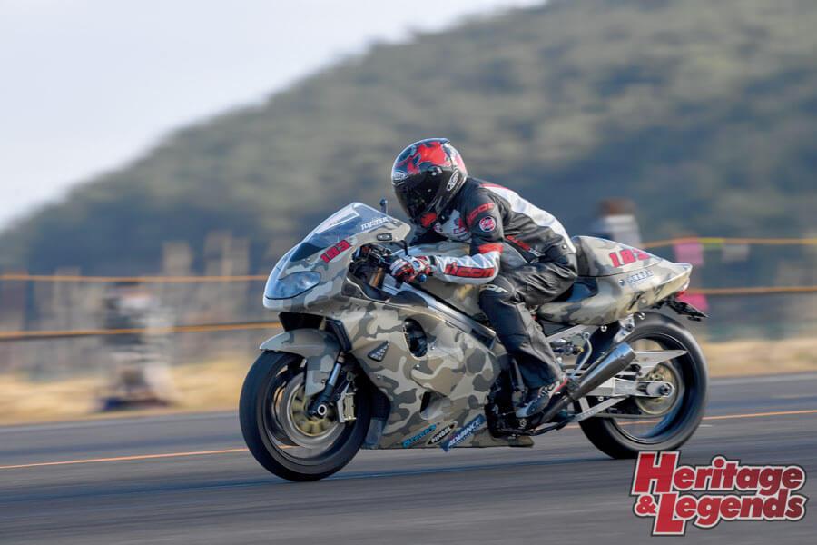 ドラッグレースシリーズ JD-STERインタビュー11