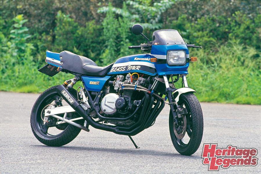 1990年代カスタムバイク回顧録カスタムの意義06