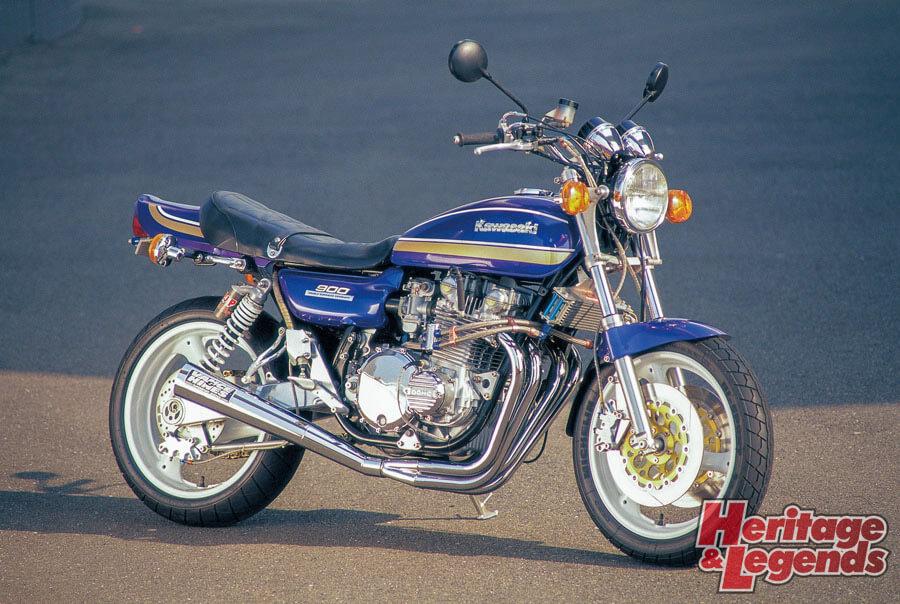 1990年代カスタムバイク回顧録カスタムマシン04