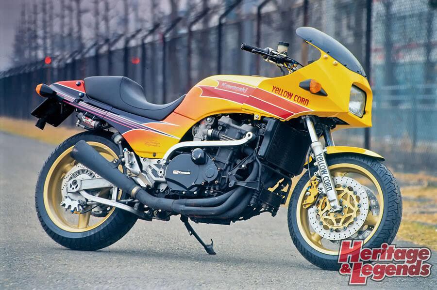 1990年代カスタムバイク回顧録カスタムマシン05