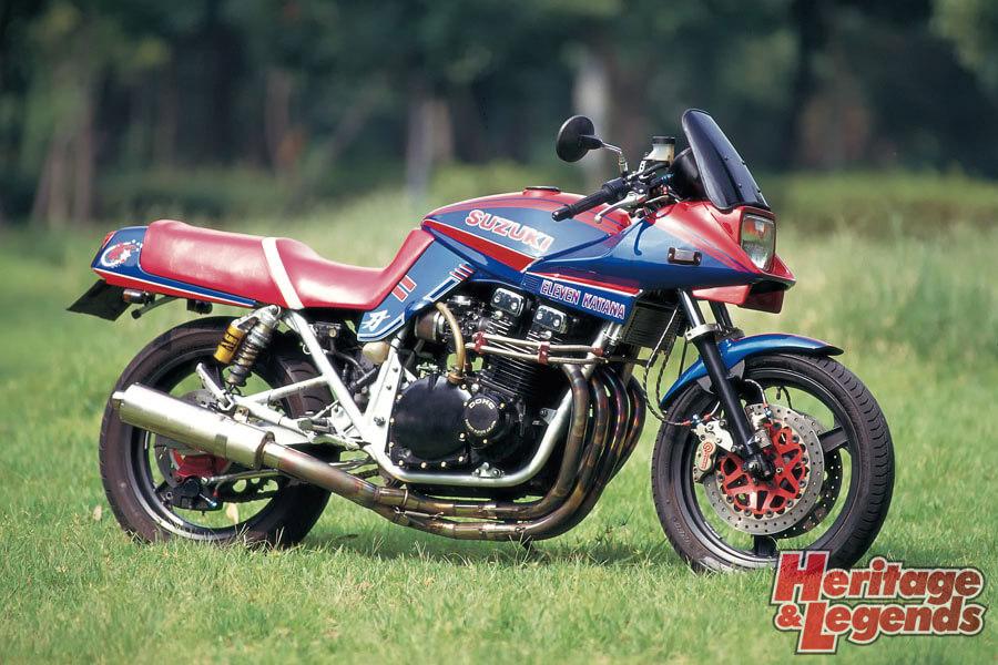 1990年代カスタムバイク回顧録カスタムマシン06