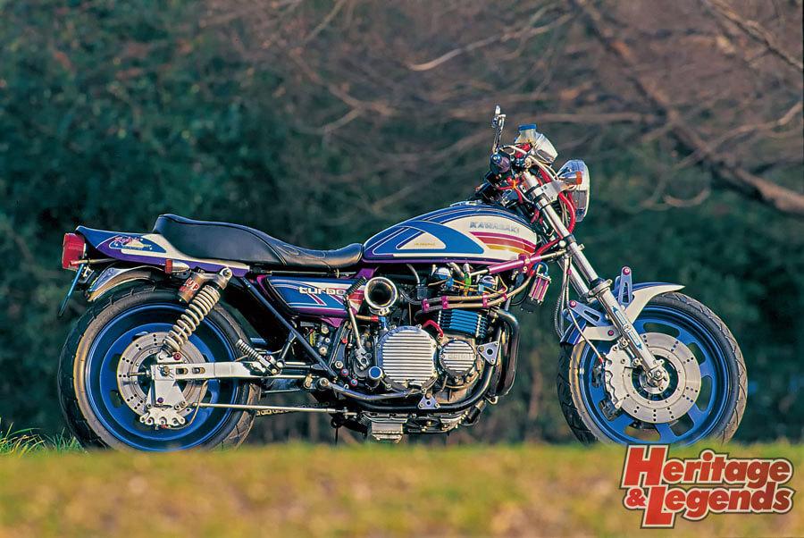 1990年代カスタムバイク回顧録カスタムマシン07