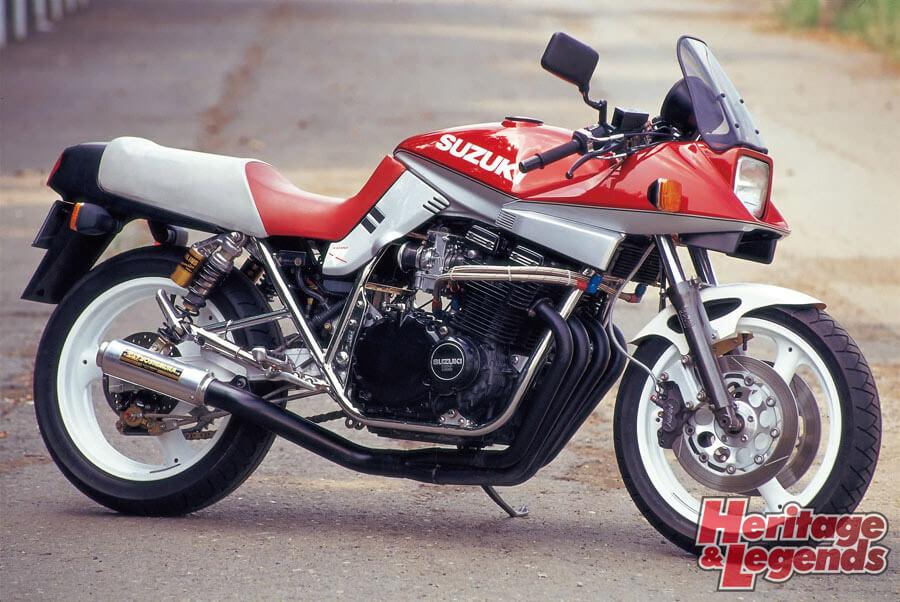 1990年代カスタムバイク回顧録カスタムマシン09