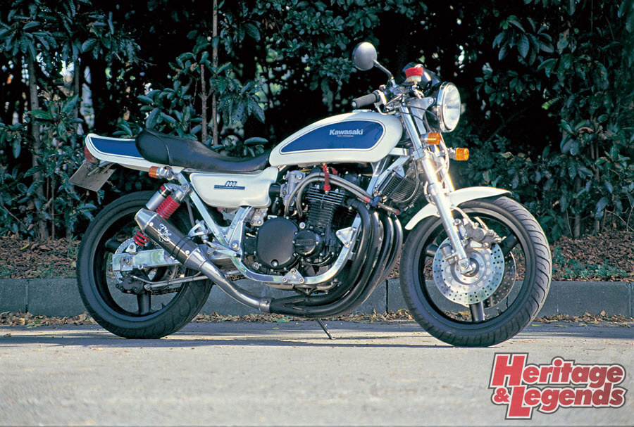 1990年代カスタムバイク回顧録カスタムマシン10
