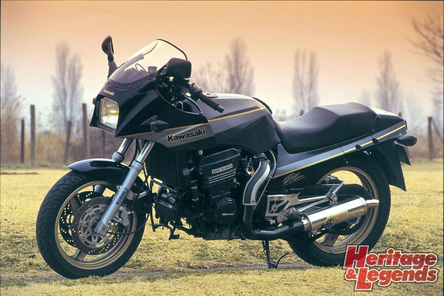 1990年代カスタムバイク回顧録カスタムマシン12