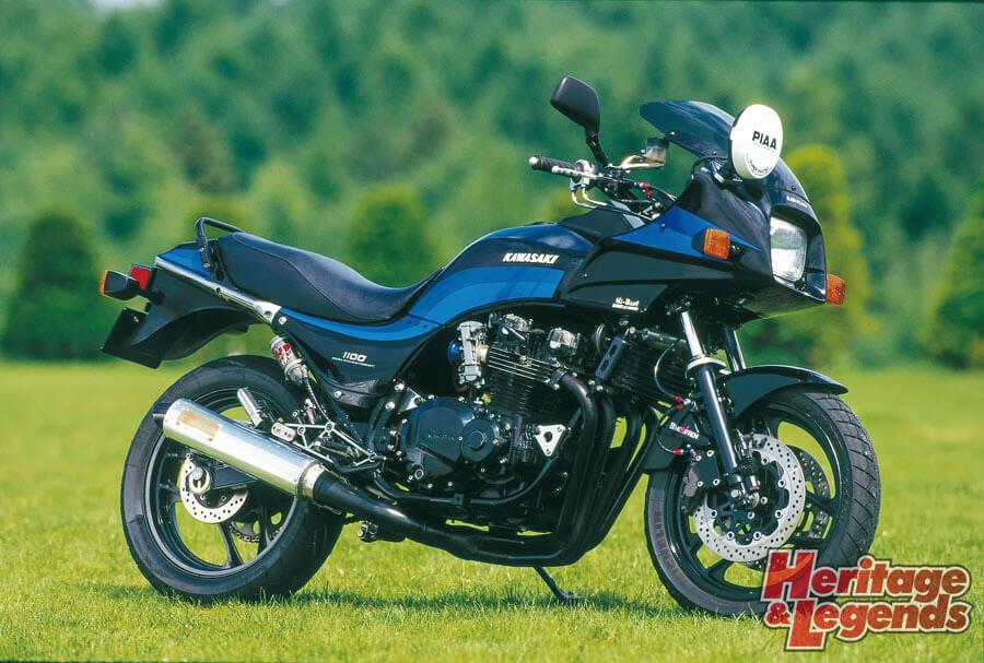 1990年代カスタムバイク回顧録カスタムマシン14
