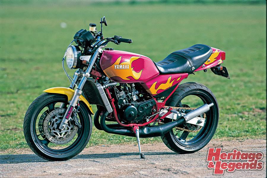 1990年代カスタムバイク回顧録カスタムマシン15