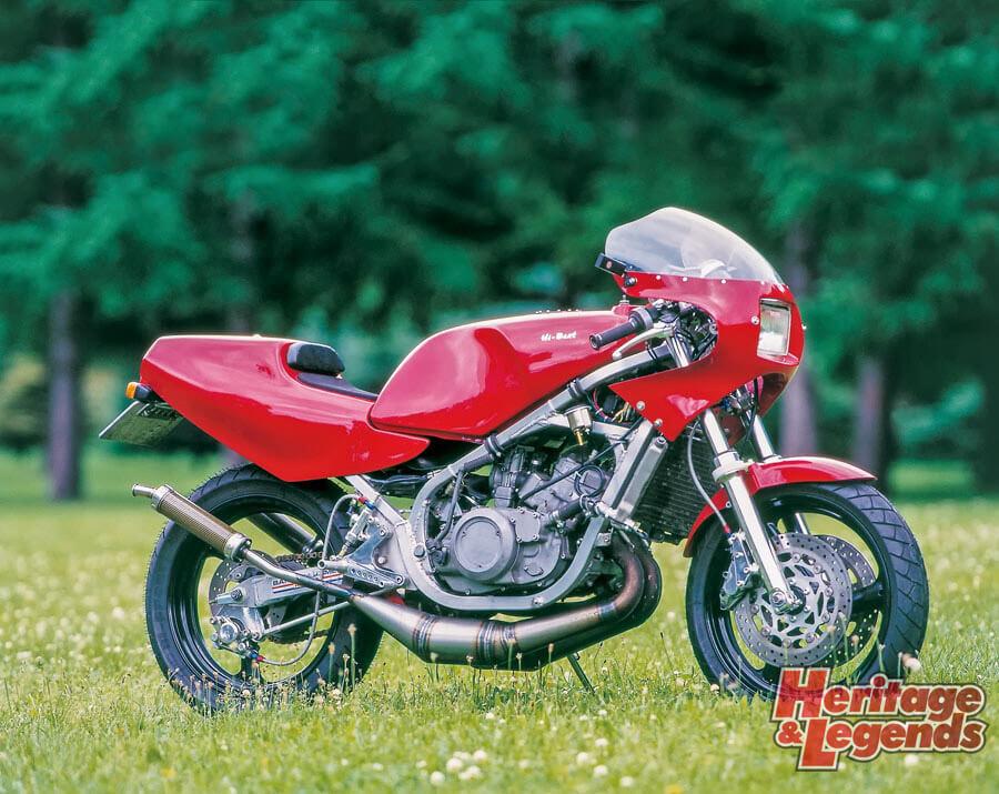 1990年代カスタムバイク回顧録カスタムマシン16