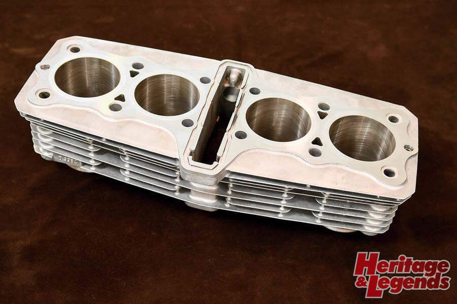 角Zエンジンのアルミ+めっきスリーブと内燃機加工08