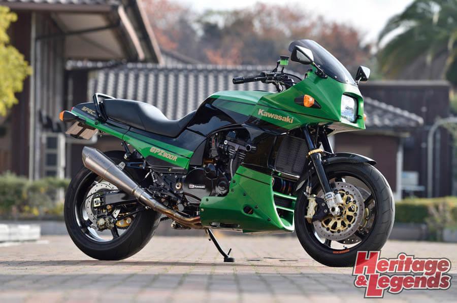 カスタムバイクツーリング! GPZ900Rで瀬戸内海の島々を巡る04