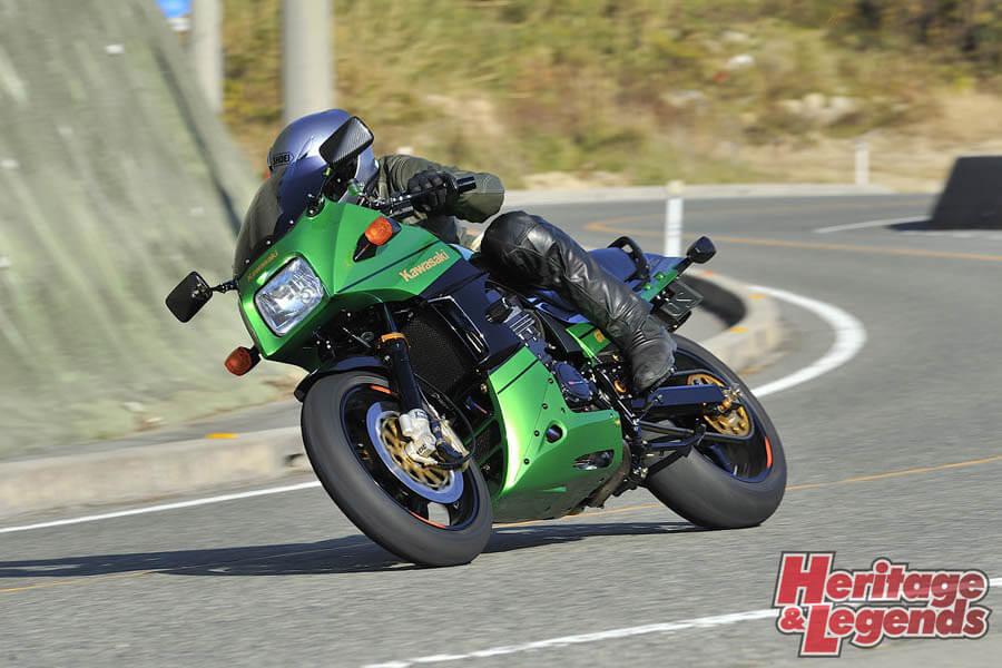 カスタムバイクツーリング! GPZ900Rで瀬戸内海の島々を巡る09