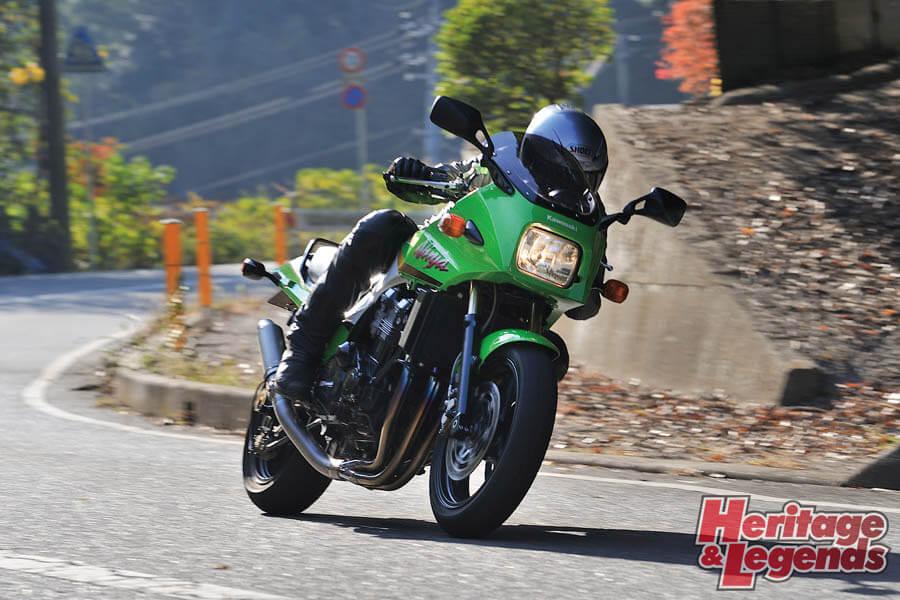 カスタムバイクツーリング! GPZ900Rで瀬戸内海の島々を巡る10