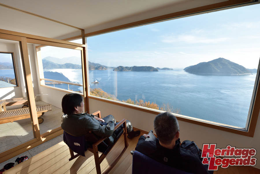 カスタムバイクツーリング! GPZ900Rで瀬戸内海の島々を巡る17