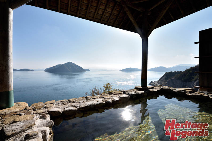 カスタムバイクツーリング! GPZ900Rで瀬戸内海の島々を巡る18
