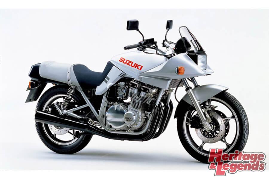 スズキGSX1100S/750S(1982~2000)05