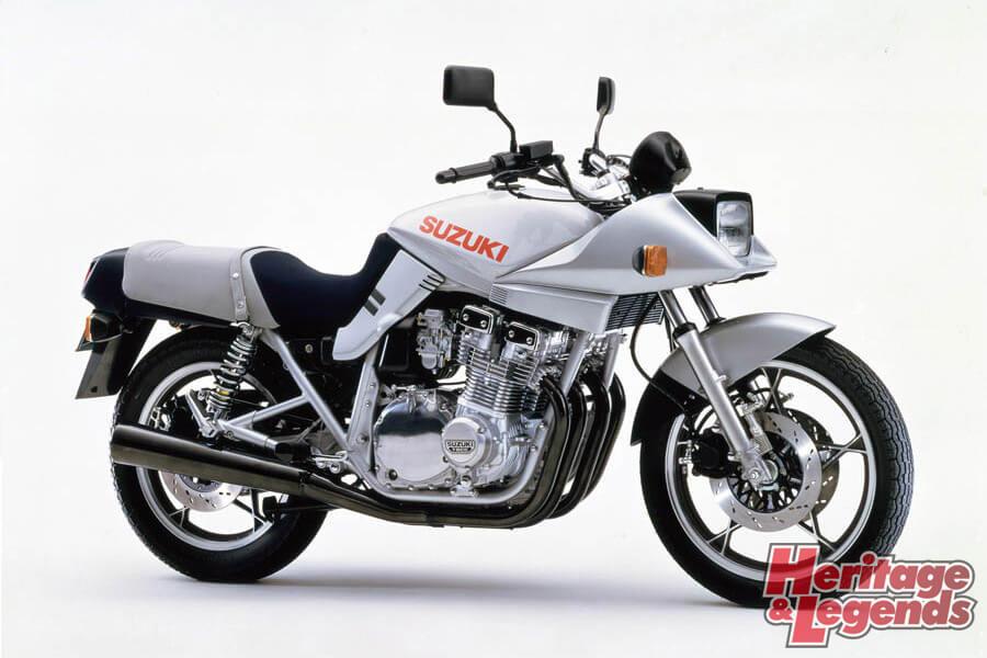 スズキGSX1100S/750S(1982~2000)06