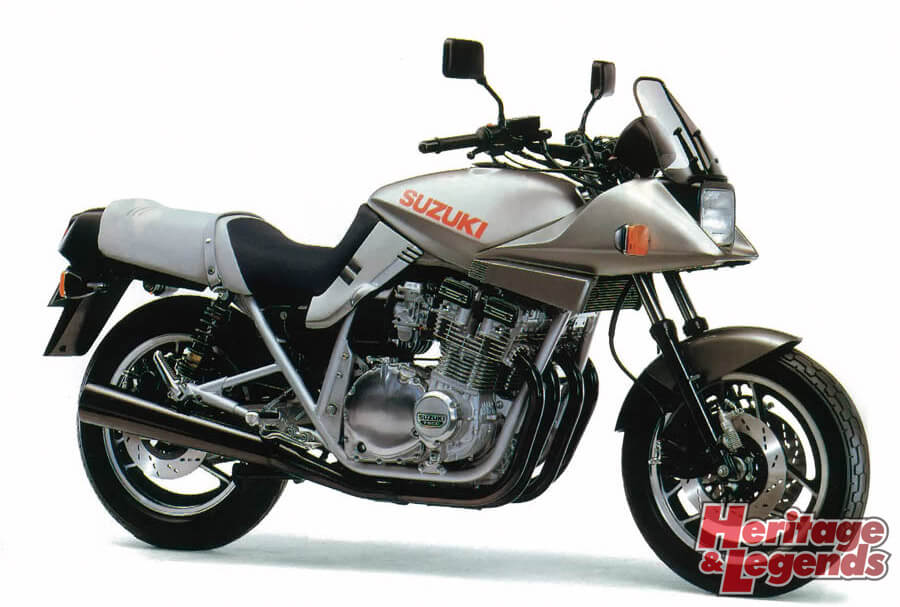 スズキGSX1100S/750S(1982~2000)07