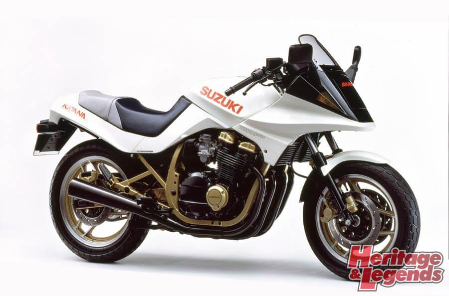 スズキGSX1100S/750S(1982~2000)08