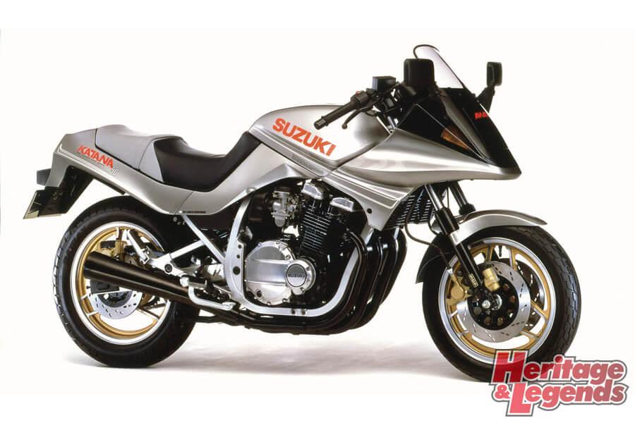 スズキGSX1100S/750S(1982~2000)09