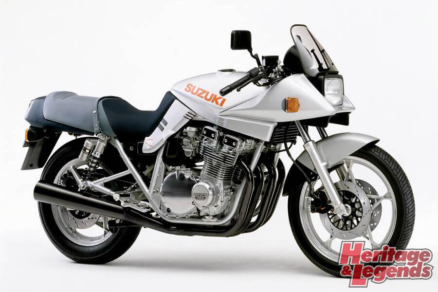 スズキGSX1100S/750S(1982~2000)11