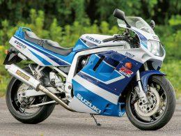 サンクチュアリー・コウガGSX-R1100<br>(スズキGSX-R1100)