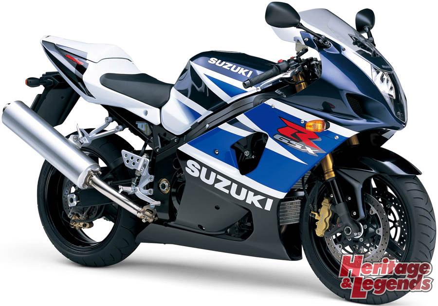 スズキGSX-R1000(2001~2019)の歴史03