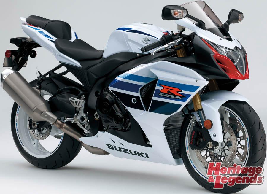 スズキGSX-R1000(2001~2019)の歴史11